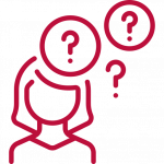 export question icon