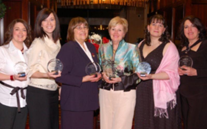 2008-nlowe-award winners