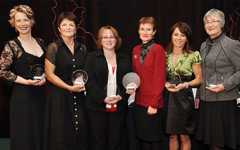 2011 nlowe award winners