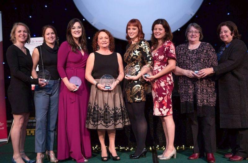 2017 nlowe award winners